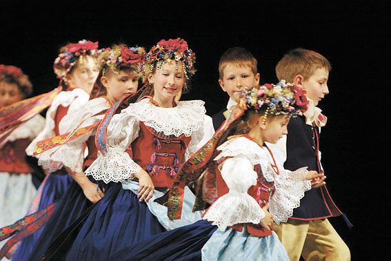 Zespół Tańca Ludowego 'Harnam'