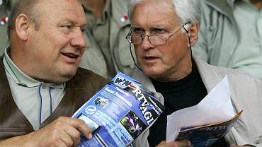 Joachim Marx (z prawej)