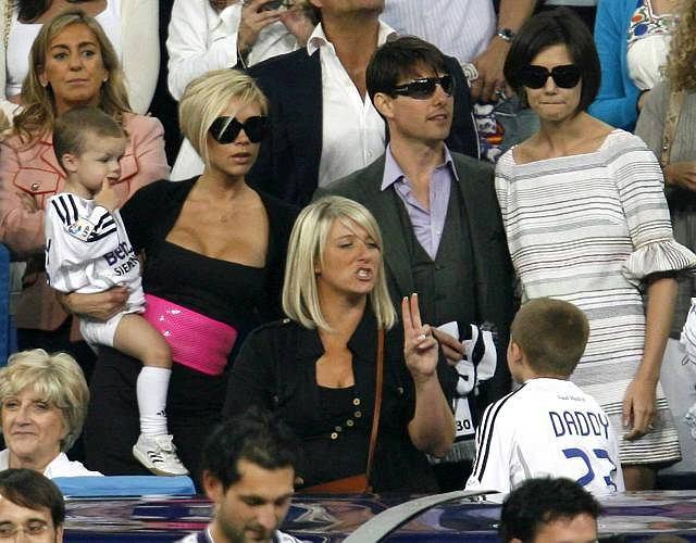 Victoria Beckham, Tom Cruise