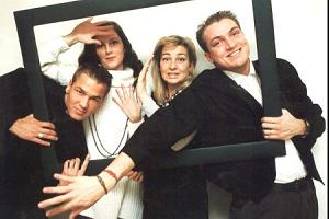 Ace of Base - zdjęcie z 1993 roku