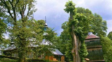Dawna cerkiew w Komańczy