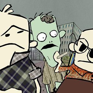 """""""Włatcy Móch"""" to dla niektórych najlepszy serial animowany."""