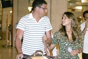 """""""Niespodziewane"""" konsekwencje niedoszłej orgii: Ronaldo rzucony przez piękną dziewczynę"""