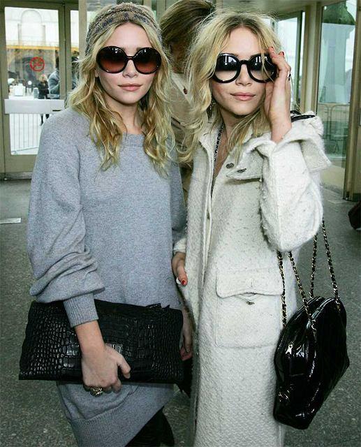 Ashley i Mary-Kate Olsen fot. East News