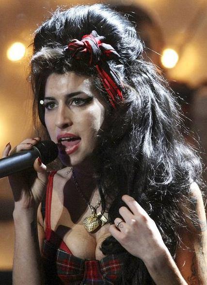 Amy Winehouse fot. Fot. Matt Dunham AP