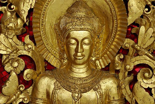 Luang Prabang, czyli pocztówka z dawnego Laosu