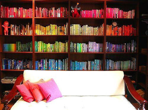 Książki w kolorze