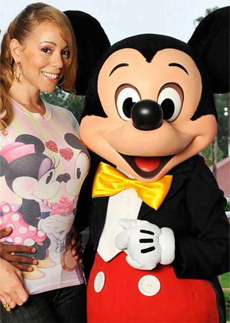 Mariah Carey fot. AP Photo/Disney, Diana Zalucky/AG