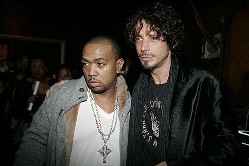 Chris Cornell i Timbaland