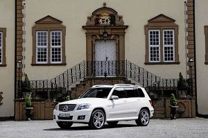 Bilans sprzedaży Mercedesa GLK