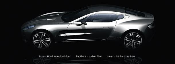 Nowy Aston Martin