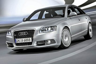 Audi A6 po faceliftingu