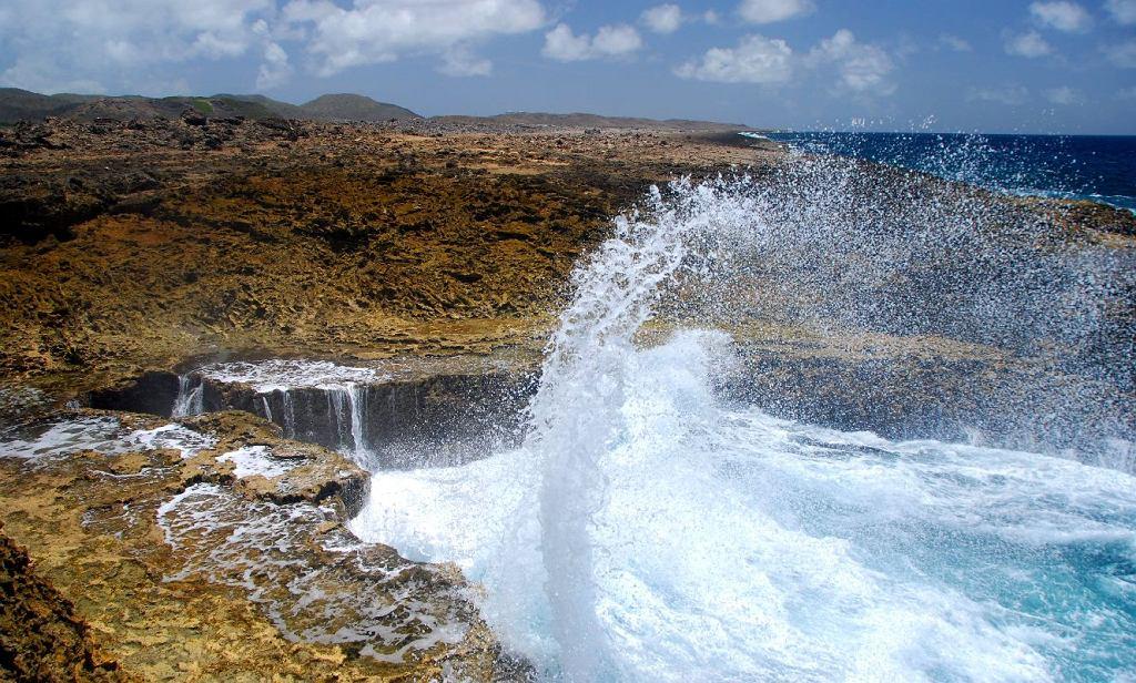 Curacao, Park Narodowy Shete Boka