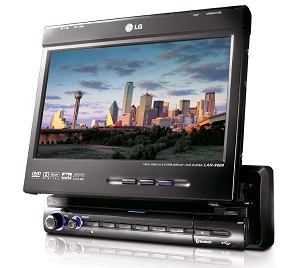 LG LAN-9600R