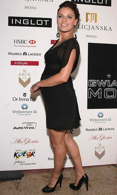 Natasza Urbańska na pokazie Ilony Felicjańskiej fot. MW/DIGITAL/East News
