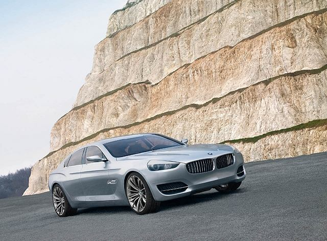 BMW CS Concep