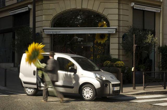 Peugeot Bipper - Van of The Year 2009