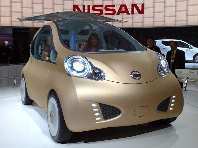Nissan nuvu