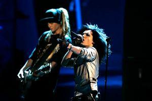 Bill Kaulitz z Tokio Hotel