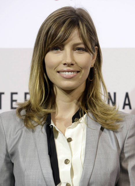 Jessica Biel fot. AP Photo/AG