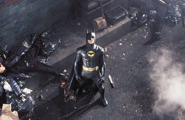 Batman - superbohater niejedno ma imię (fot. East News)