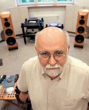 Andrzej Zawada, audiofil, właściciel firmy ESA