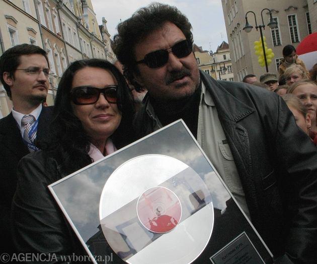 Krzysztof Krawczyk, Ewa Krawczyk