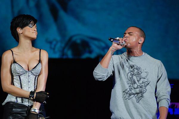 z kim Rihanna spotyka się teraz w 2012 roku