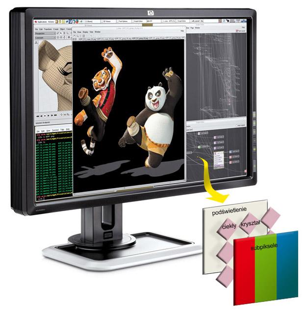 HP DreamColor LP2480xz