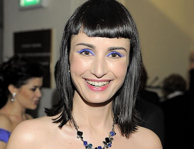 Joanna Brodzik.