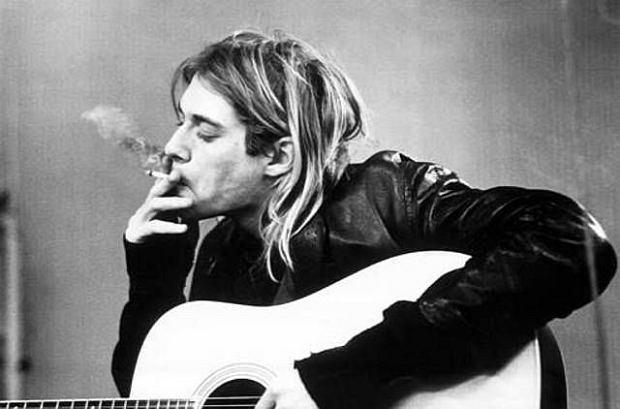 Kurt Cobain to jeden z najważniejszych twórców XX wieku.