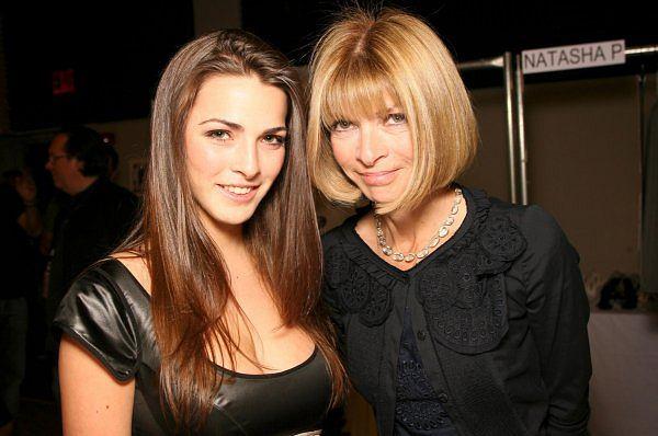 Anna Wintour z córką Bee Shaffer