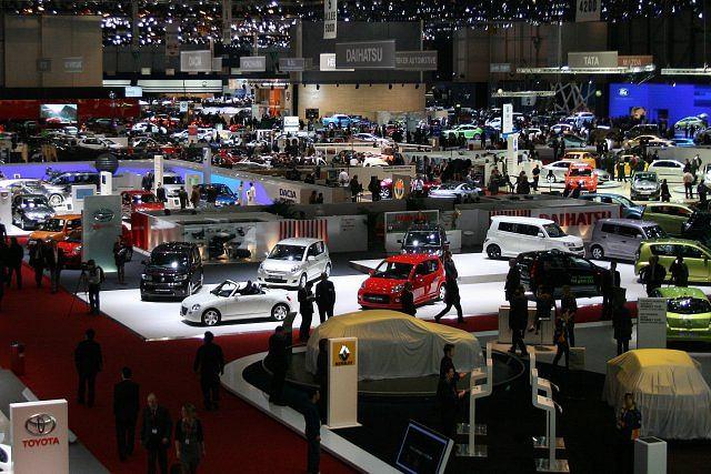 79. Międzynarodowy Salon Samochodowy W Genewie
