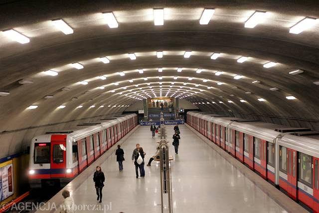 Stacja metra Wierzbno