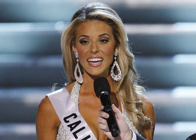 Miss Kalifornii Carrie Prejean