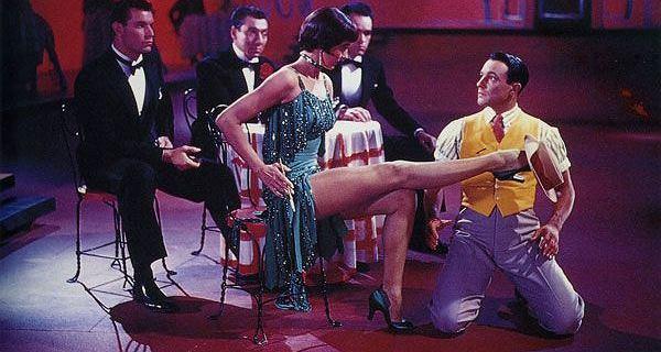 """""""Deszczowa piosenka"""". Kultowy musical, w którym Debbie Reynolds tańczyła, aż zdarła nogi"""