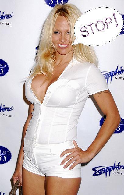 Pamela Anderson fot. East News