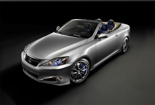 Lexus IS-C F-sport