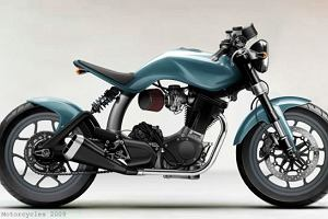 Pierwsze dzieła Mac Motorcycles