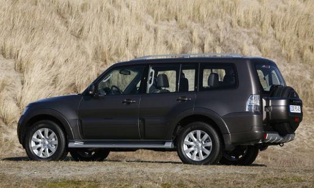 2010 Mitsubishi Pajero DID 200 HP