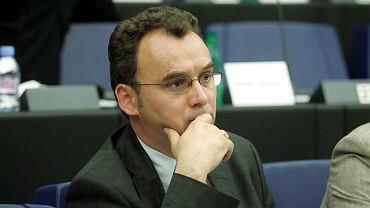 Filip Kaczmarek, były już szef PO w Poznaniu