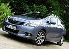 Toyota Verso 1.8 Multitronic S - test | Za kierownicą