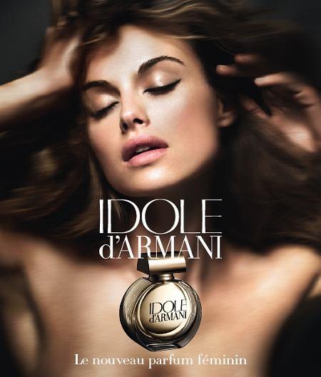 Kasia Smutniak - jest ''twarzą'' perfum Armaniego