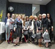 Szafiarki i blogerzy w showroomie LPP