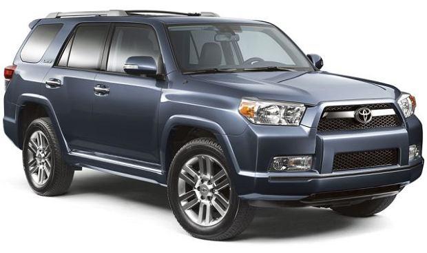 Toyota 4Runner na nowo