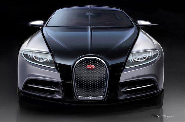 Bugatti Galabier 16C