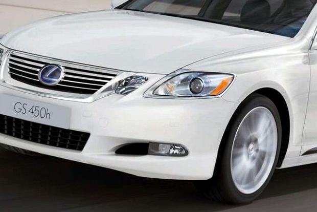 Lexus GS 450h - delikatne zmiany