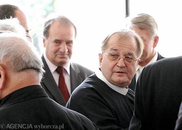 Szef Radia Maryja o. Tadeusz Rydzyk
