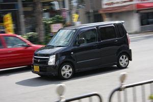 Tokio 2009 | Japońska ulica