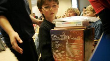 Kajetan Jałochowski wygrał konkurs organizowany przez Centrum Nauki Kopernik